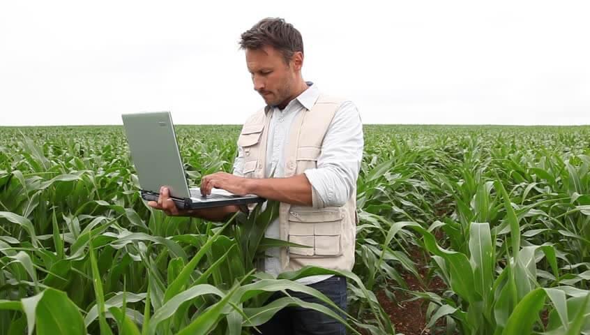 Controle de Defensivos e emissão de receitas agronômicas