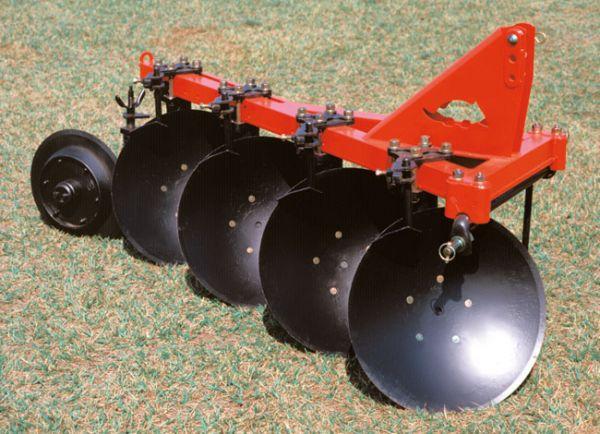 implementos agrícolas - arados de discos