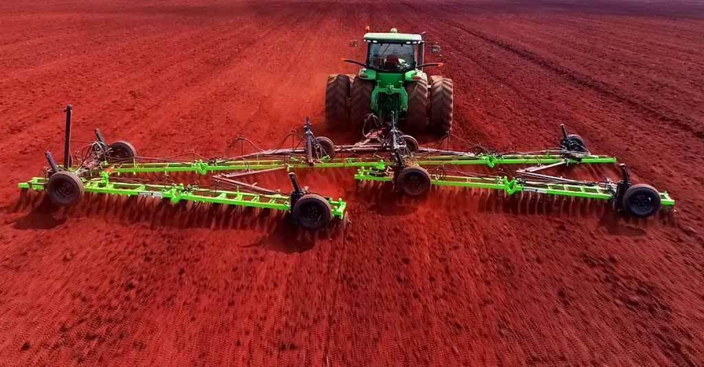 Grades - implementos agrícolas