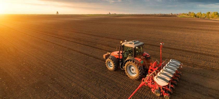 Semeadoras - implementos agrícolas