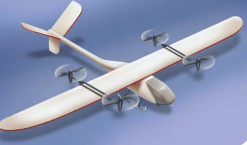 Asa hídrica - drones agrícolas