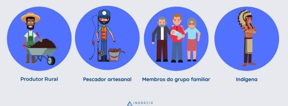 segurado especial - aposentadoria rural