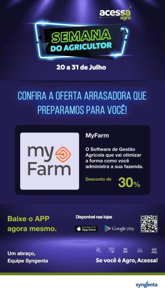 programa de pontos - acessa agro syngenta - myfarm