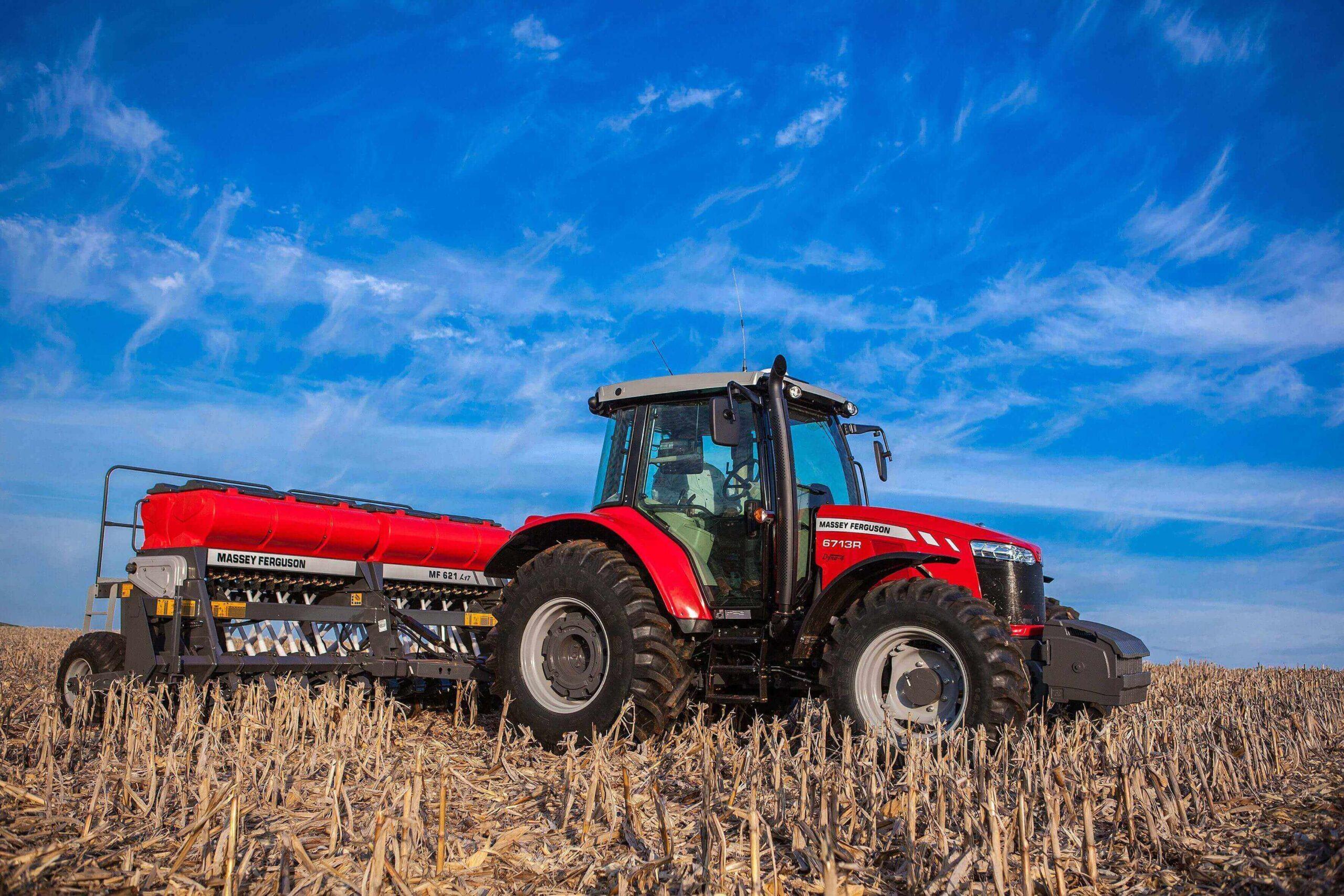 Saiba como escolher o trator agrícola ideal para a sua propriedade rural