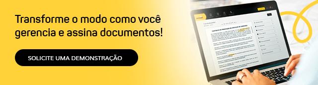 Banner para teste grátis da Assinei: assinatura eletrônica e gestão de contratos